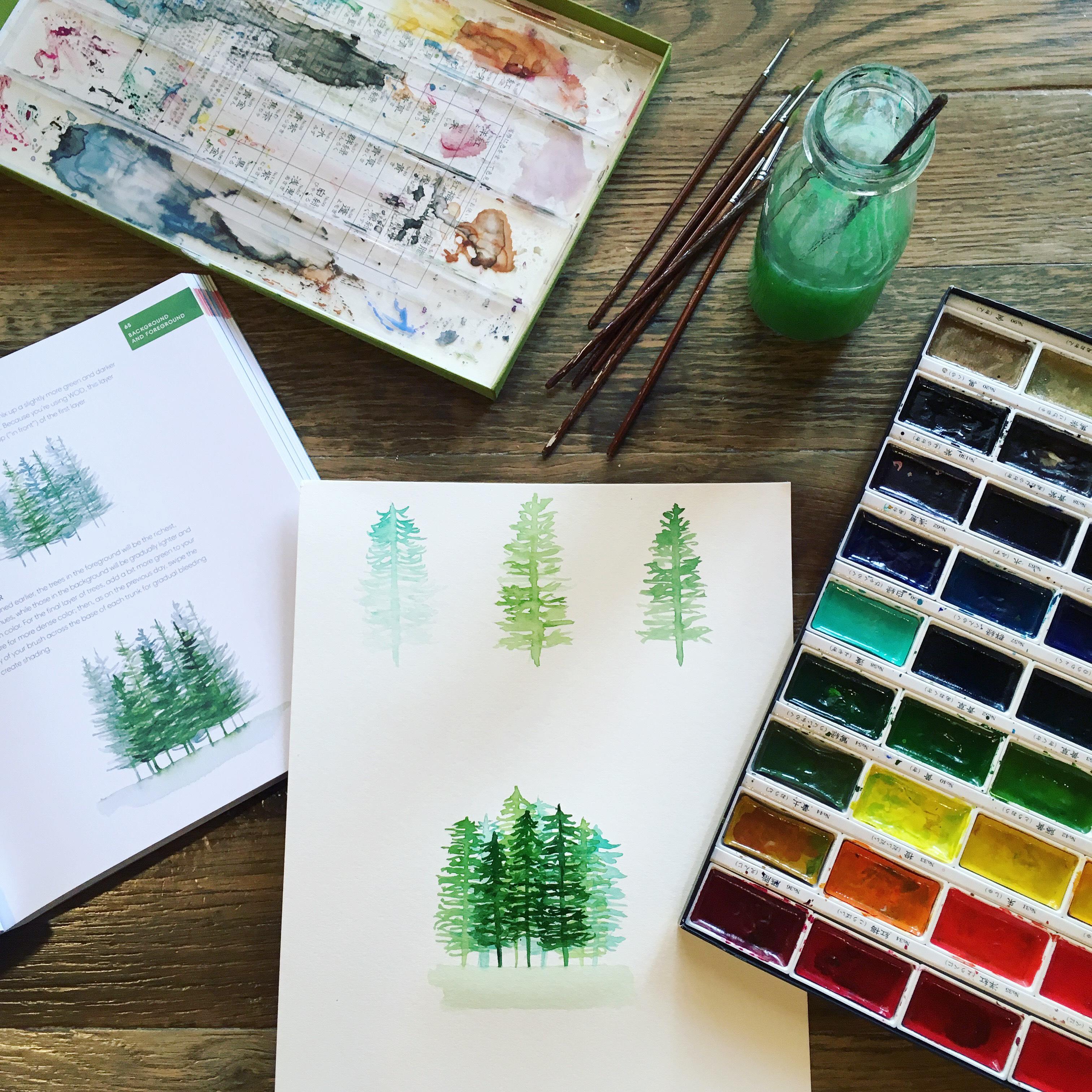 Beginning Watercolor Resources