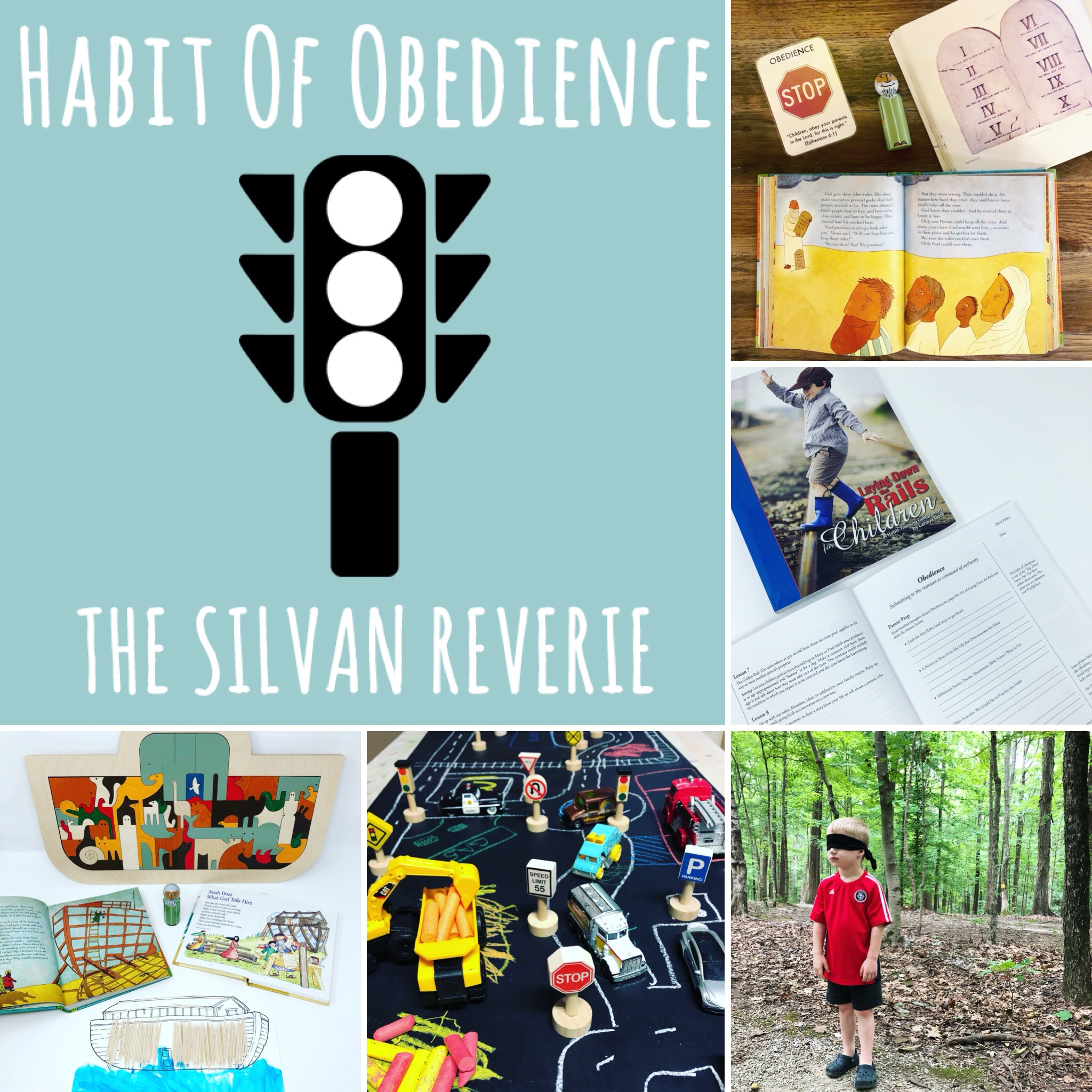 Preschool Habit Training: Obedience