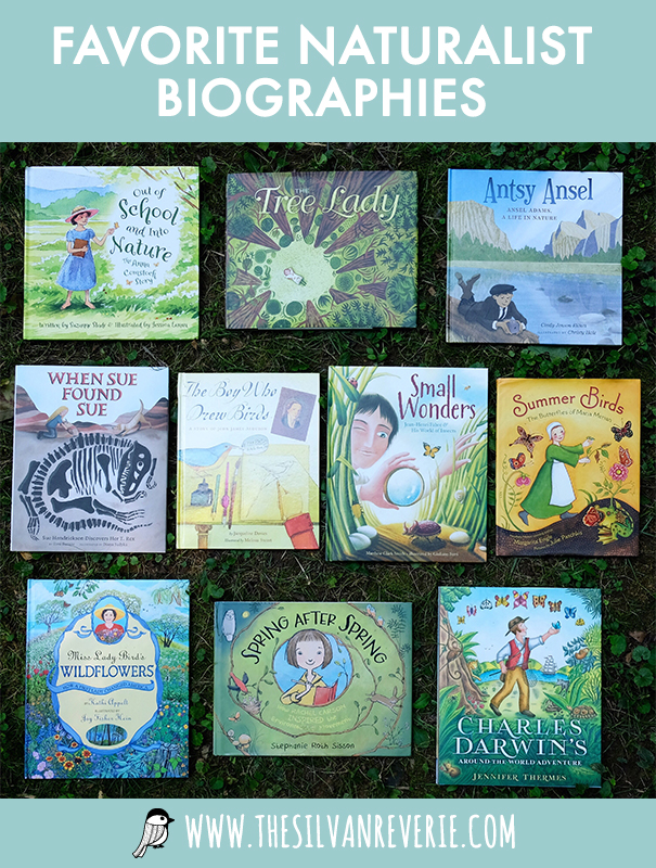 Naturalist Picture Book Biographies - The Silvan Reverie.jpg
