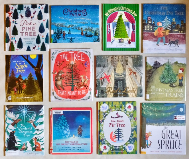 Favorite Holiday Tree Books - The Silvan Reverie