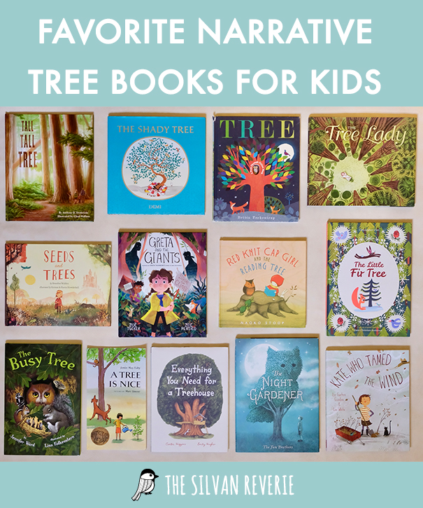 Favorite Tree Books for Children