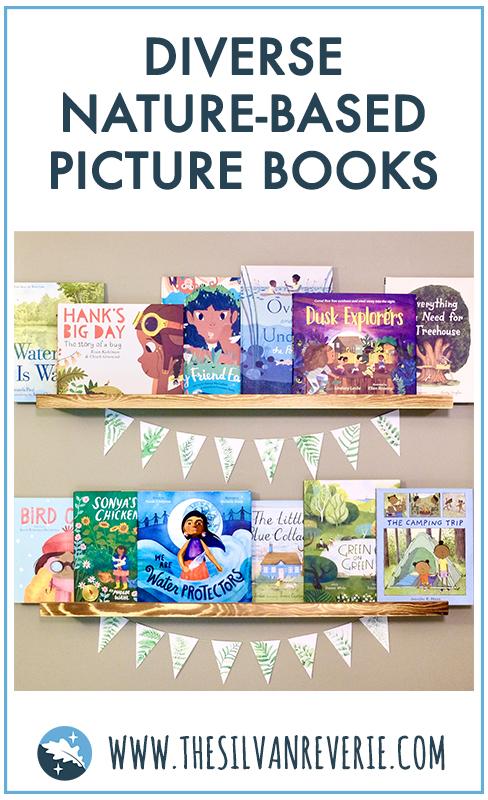 Diverse Representation in Children's Nature Books