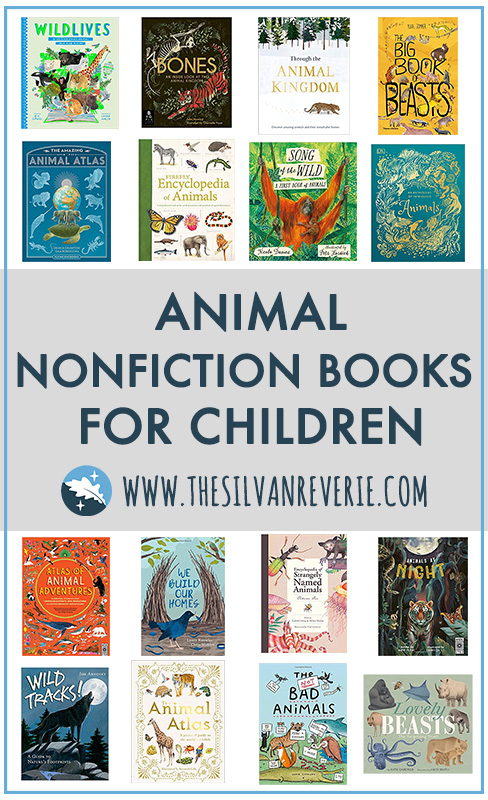 Favorite Animal Nonfiction Books for Children