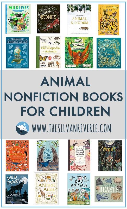 Favorite Animal Nonfiction Books for Children
