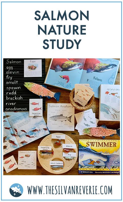 Salmon Nature Study