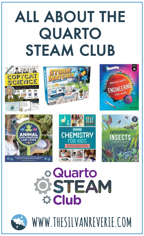 Quarto STEAM Club Highlight